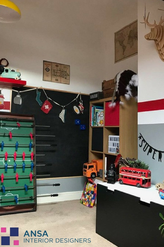 Decor of the Day (3) kids room
