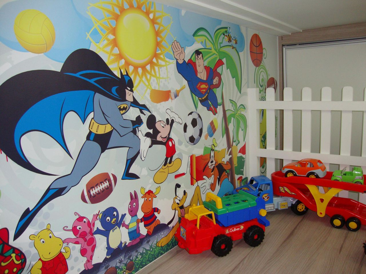 Decorating Ideas for Kids Rooms (2)