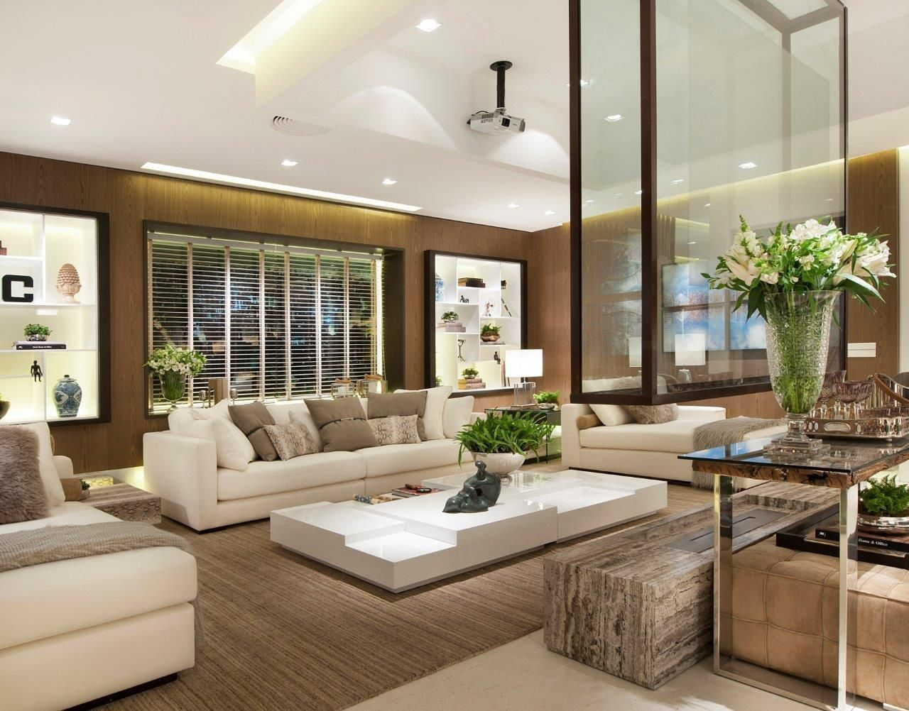 Fusion decor of living room (8)