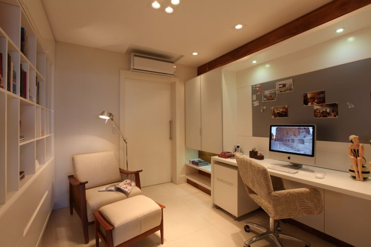 Home Office Models In Decorated Houses (7)