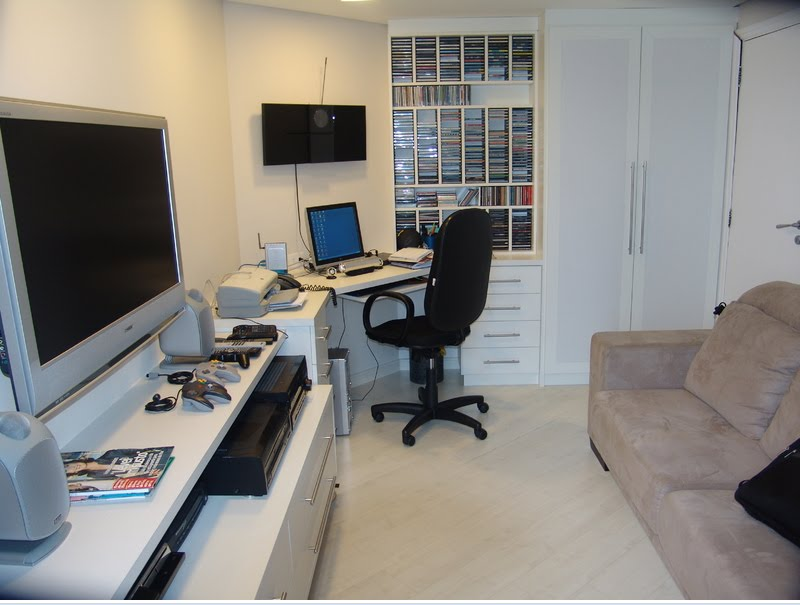 Home Office Models In Decorated Houses (8)