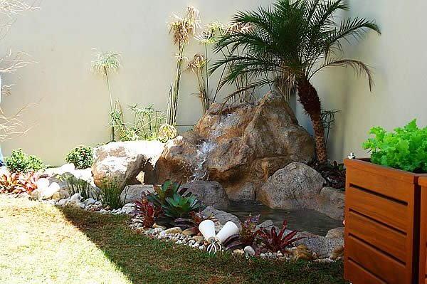 Beautiful Rock Garden In Your Home (14)
