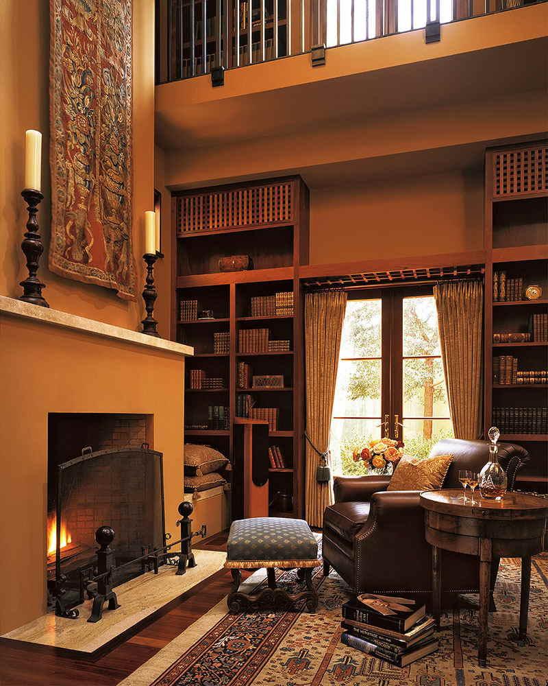Home Library Decor (11)