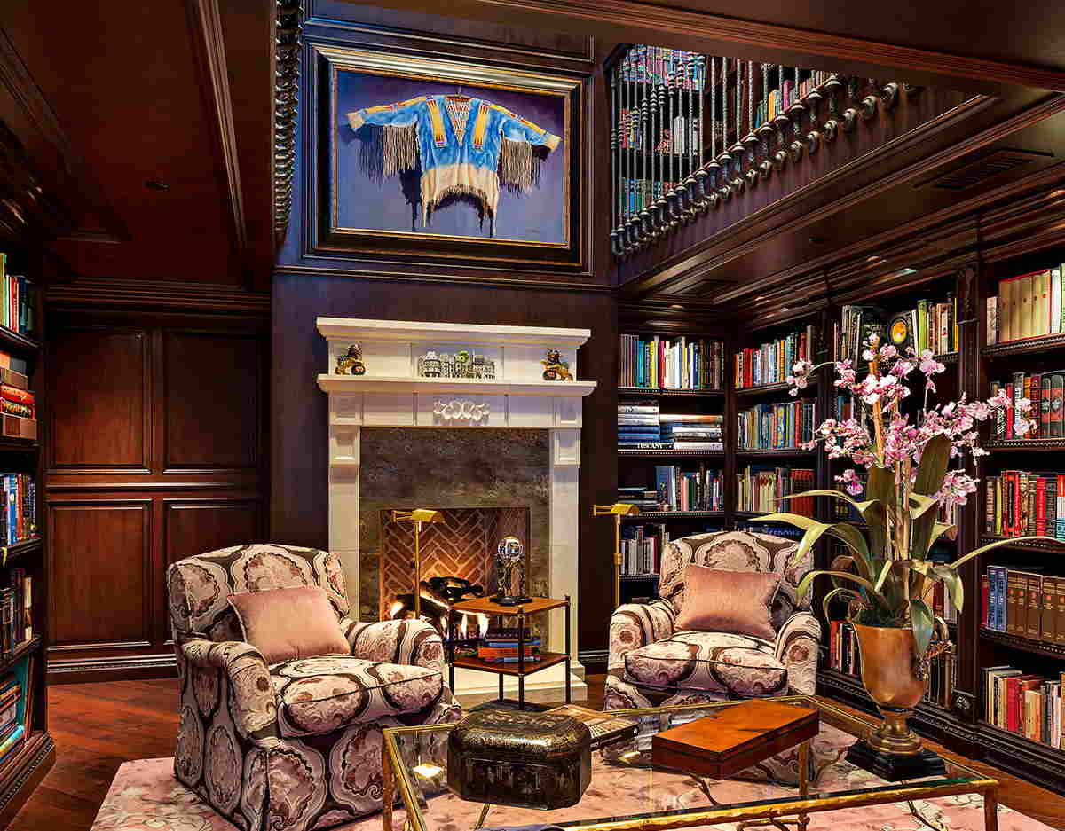 Home Library Decor (4)