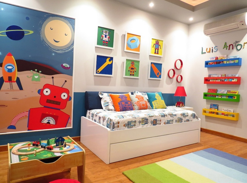 How To Make Safe Kids Room  (4)