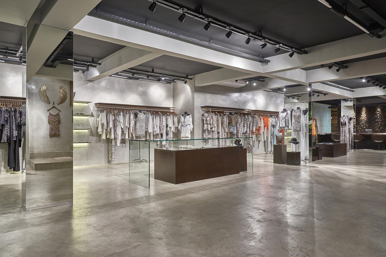 How to design showroom interior especially in malls (5)