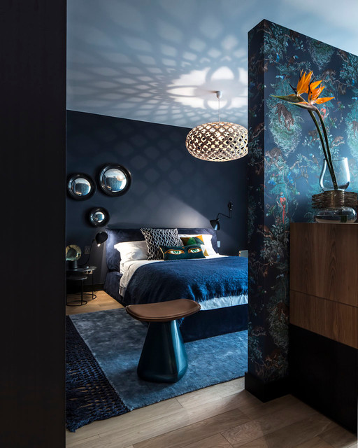 Newly Weds Bedroom Interior Design (3)